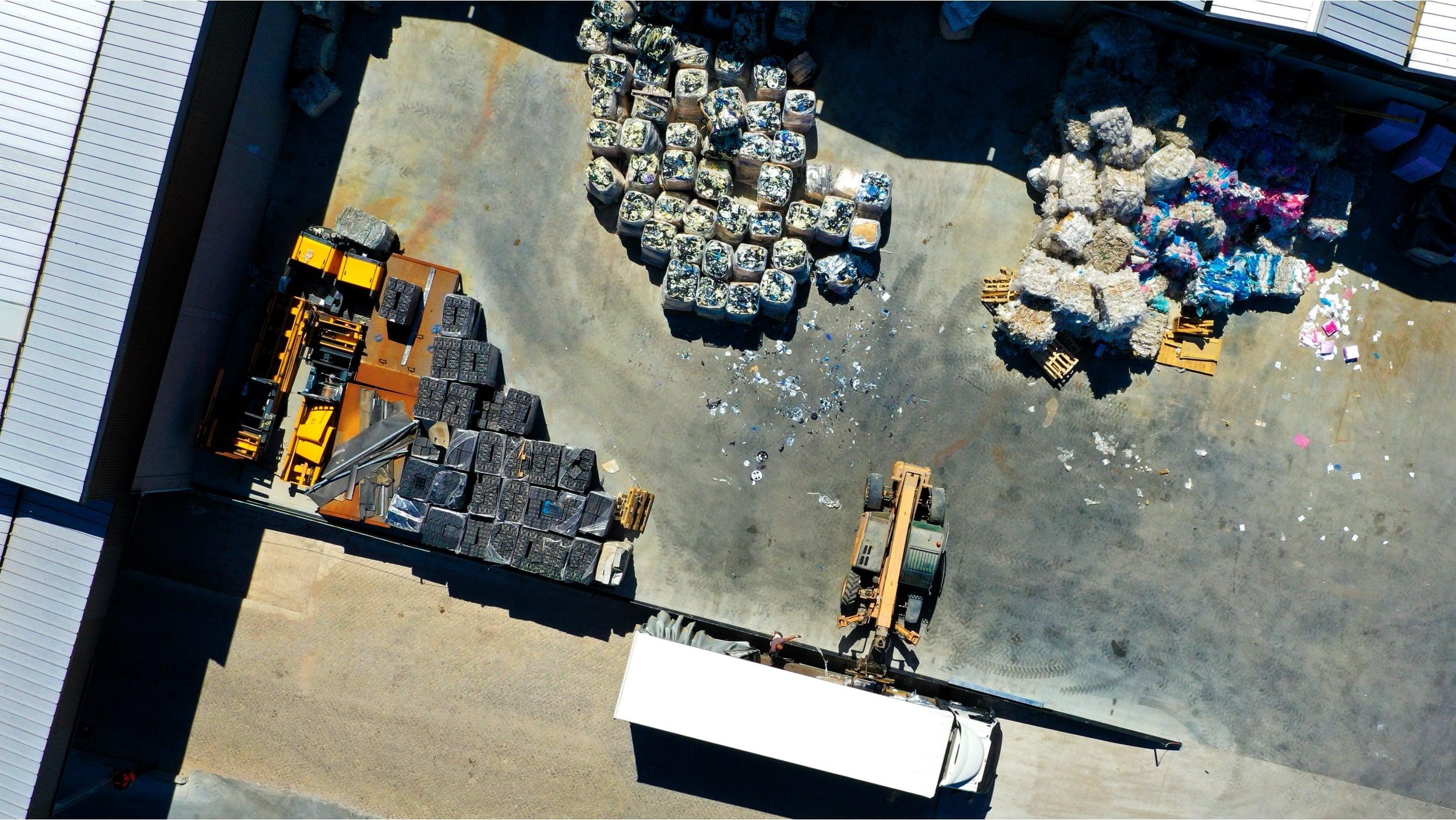 O que é a gestão de resíduos?